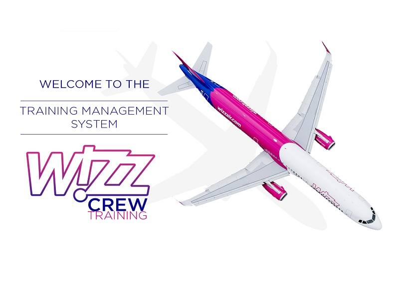 Wizz crew training