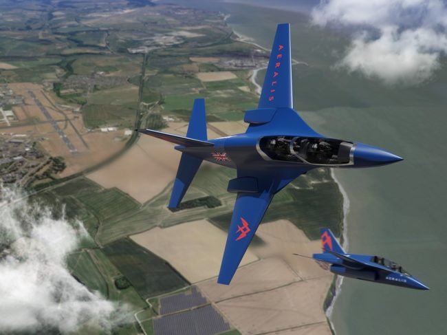 Research and Development for RAF Advanced Modular Aircraft