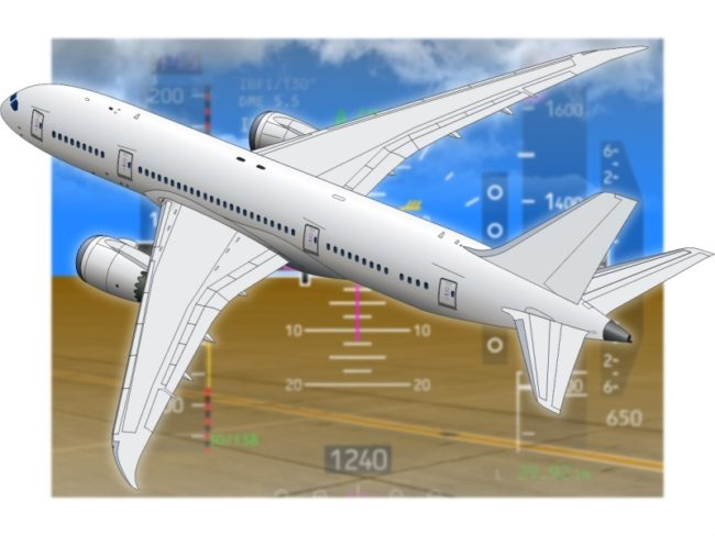 Avsoft Releases 787-8 Online Course