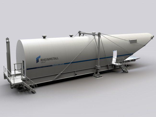 Airbus Calls on Rheinmetall for Simulators