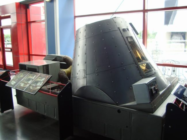Marcury Simulator