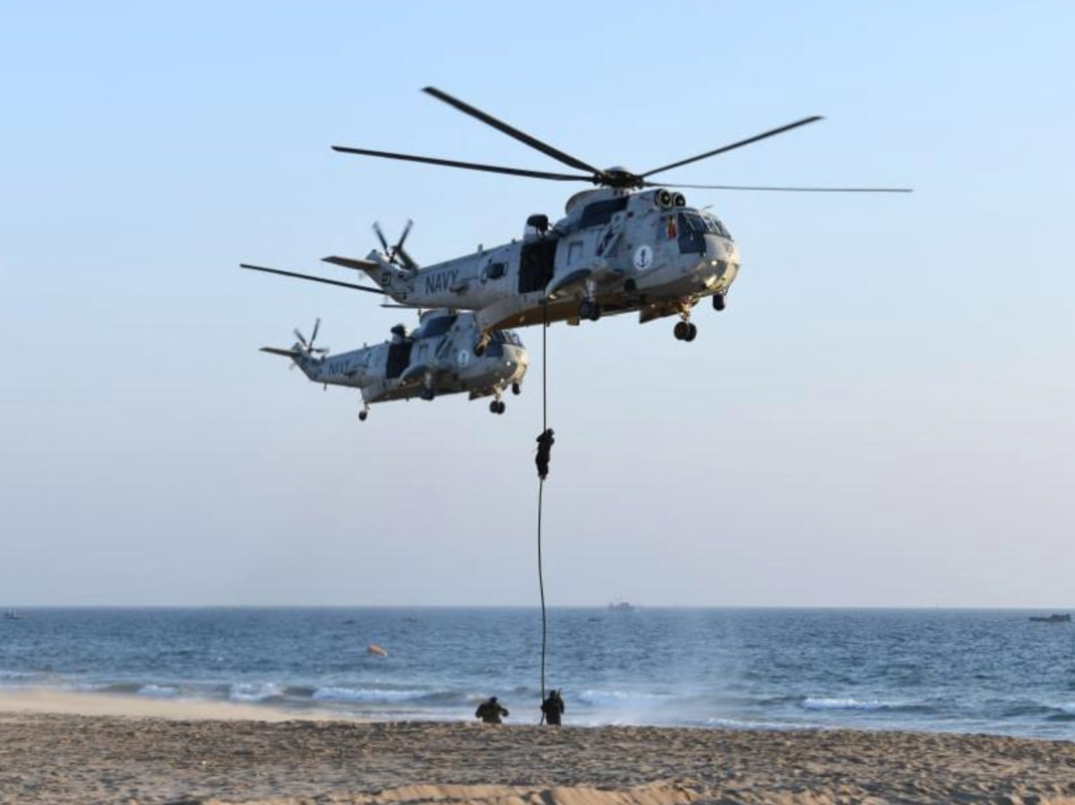 Multinational naval exercise aman 2021 concludes in pakistan