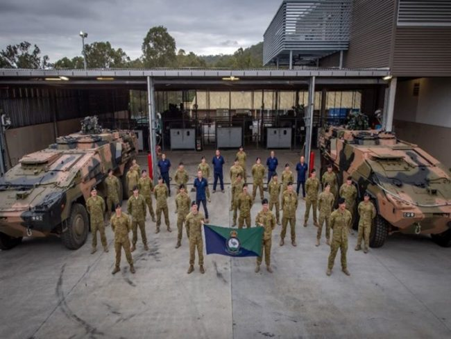 Australian Armoured Vehicle Centre