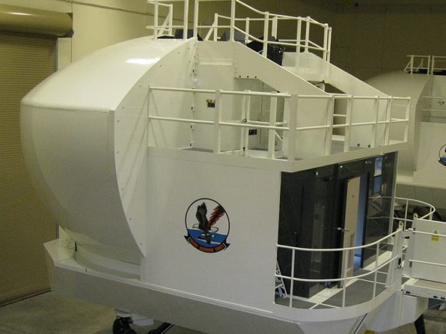 CAE Contracted for P-8A Trainer