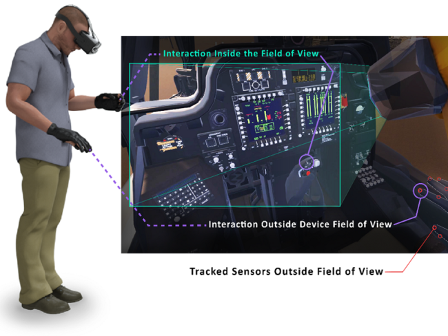 Patented Virtual Training System Reduces Complexity