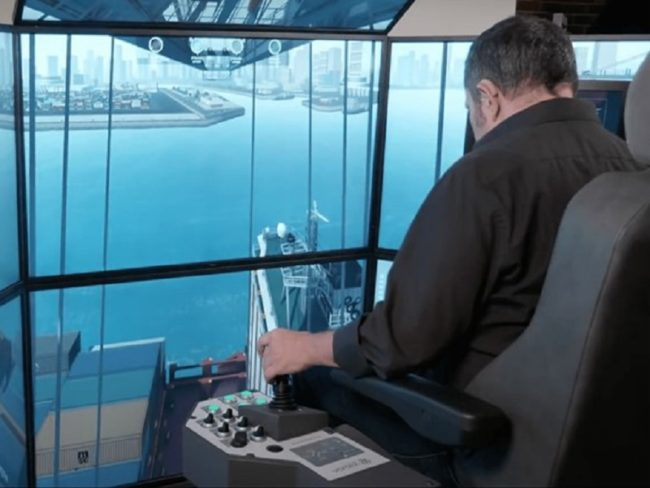 Port Terminal Automation Demands Higher Skills