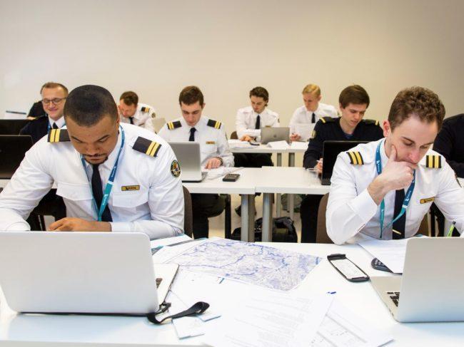 BAA Training Ab Inito Students