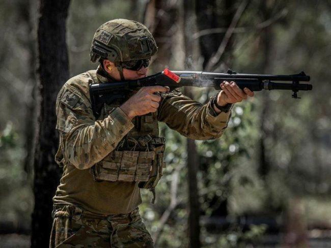 Australian urban warfare