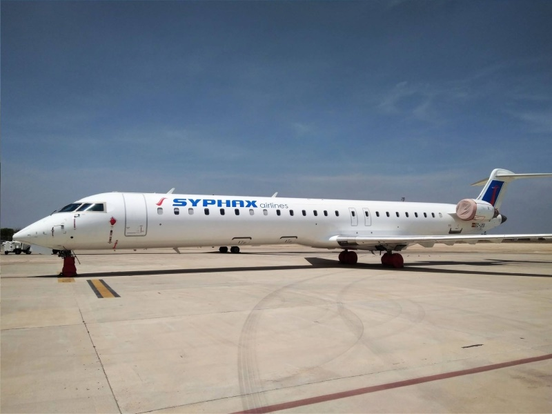 Avsoft and syphax airlines