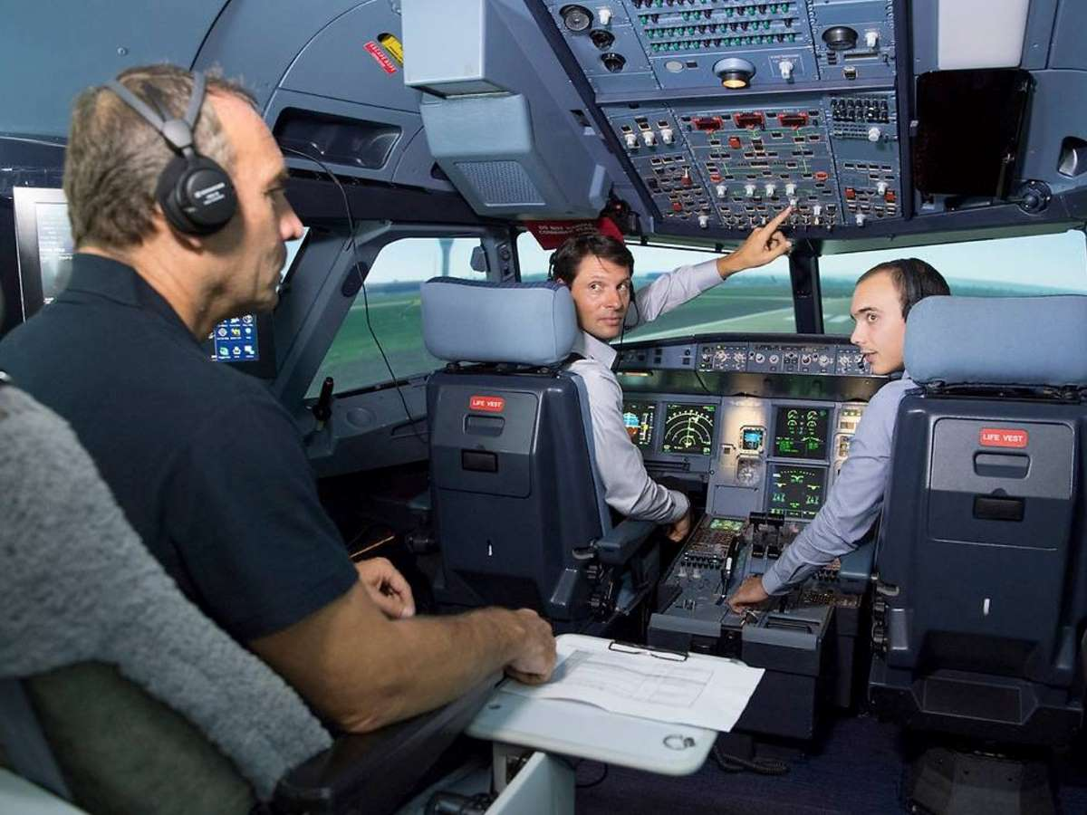 Instructor training airbus