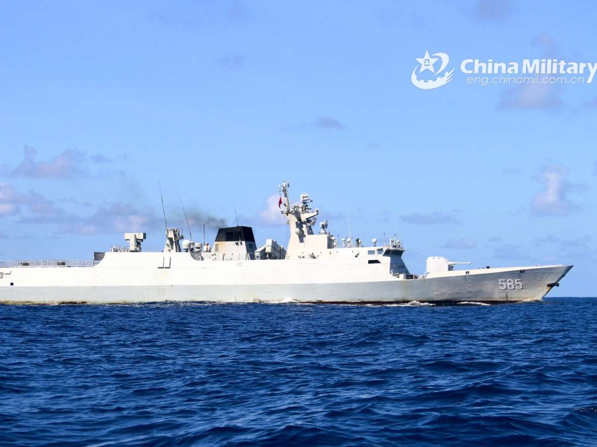 Pla navy completes record deployment