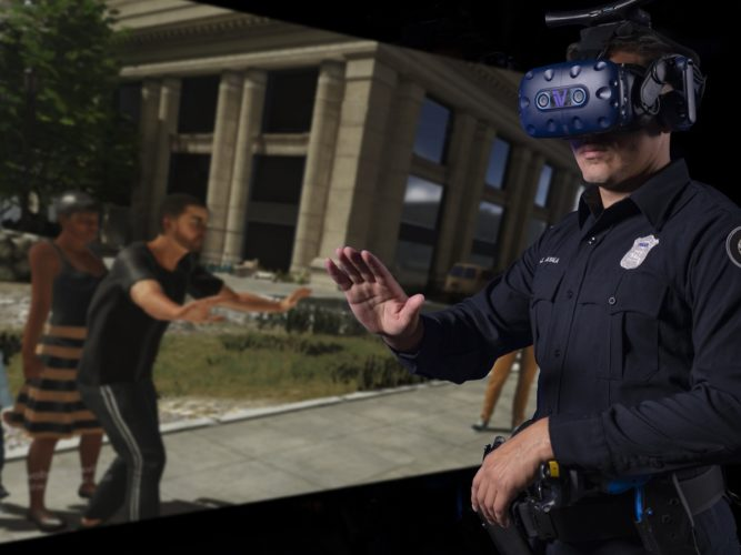 VR Law Enforcement Training Coming to California