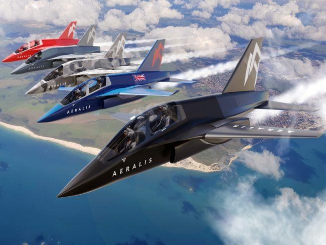 Thales Tag Teams on RAF Modular Aircraft Contract