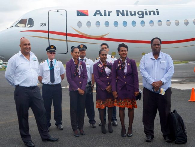 infoWERK Lands Air Niugini Contract and Delivers Virtual Classroom