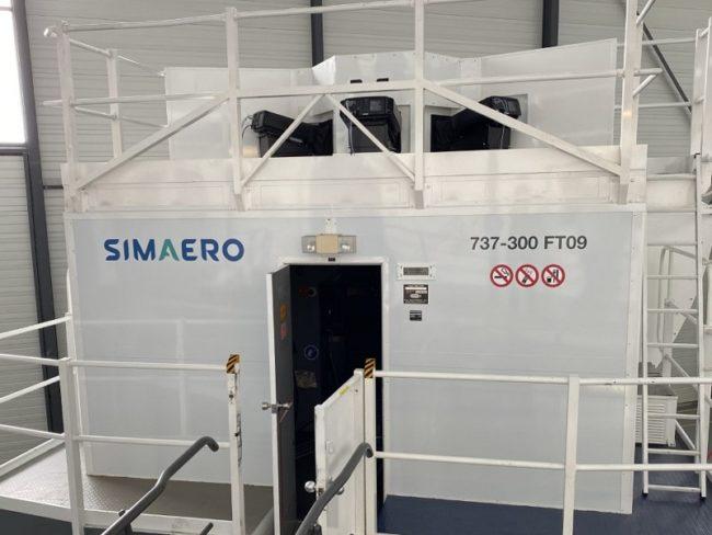SIMAERO FFS Successfully Certified For UPRT