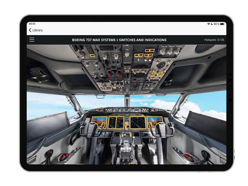 Boeing 737 max difference course by aviation elearning 002