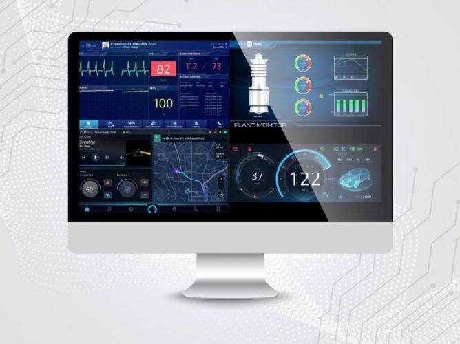 GL Studio HMI Provider Xilinx Kria SOM