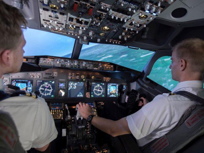 FAA CERTIFIES MPS SIMULATORS PURDUE UNIVERSITY