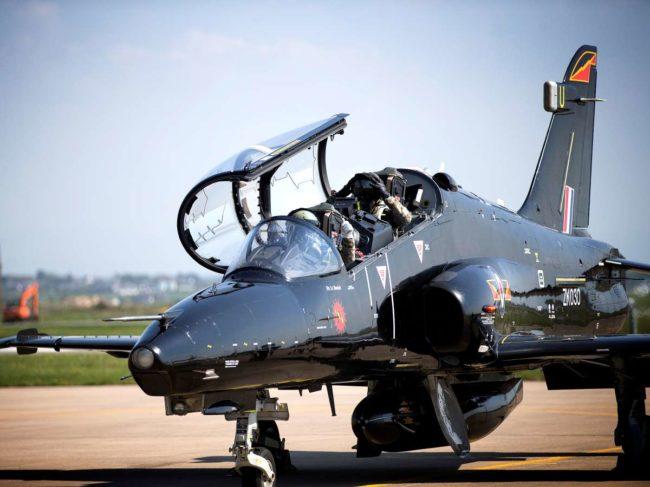 Nova Hawk training