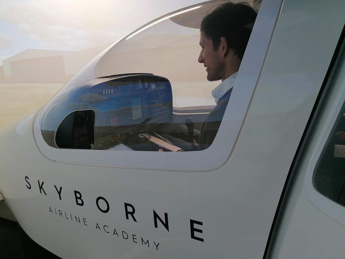 Skyborne sct matt langridge