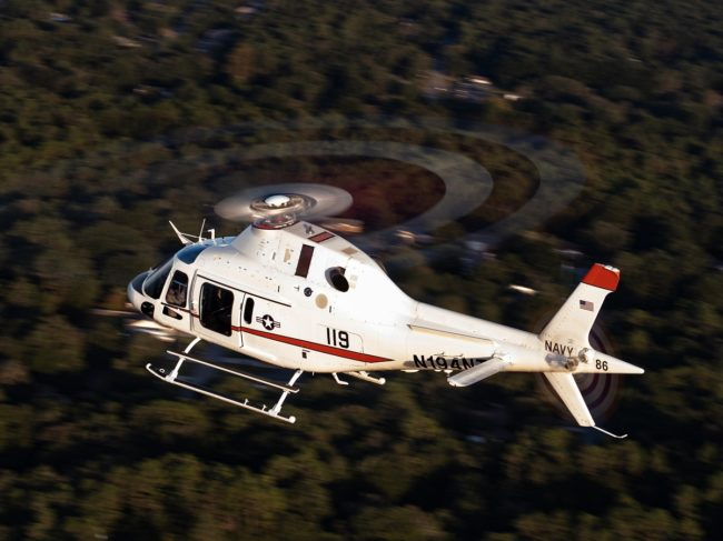 Frasca to Support US Navy Helicopter Training