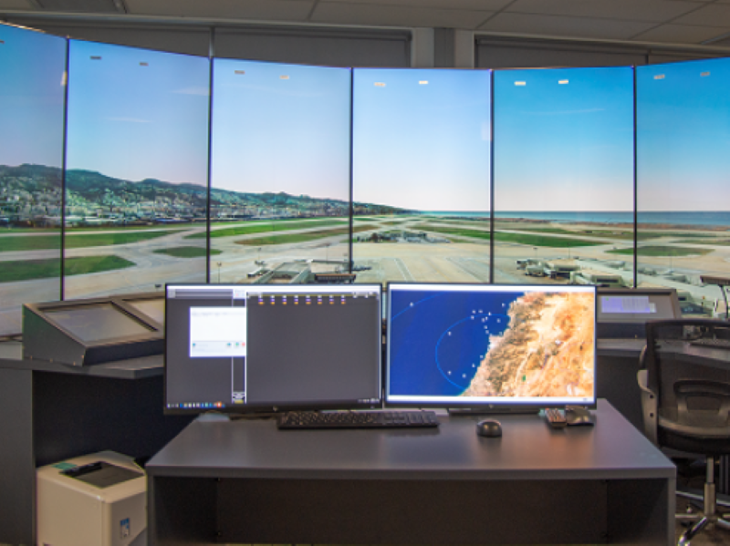 Totalcontrol simulator