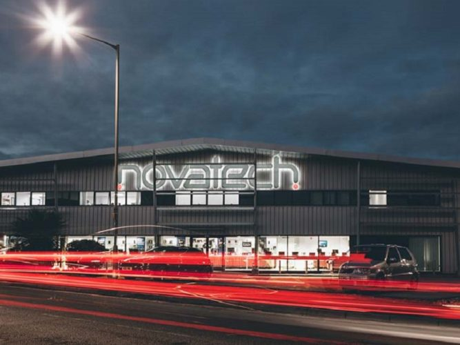 Novatech Signs Covenant to Support Servicemembers