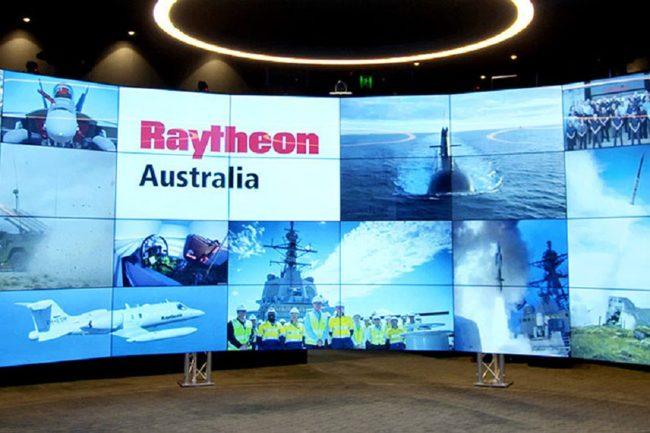 Raytheon Australia engagement program