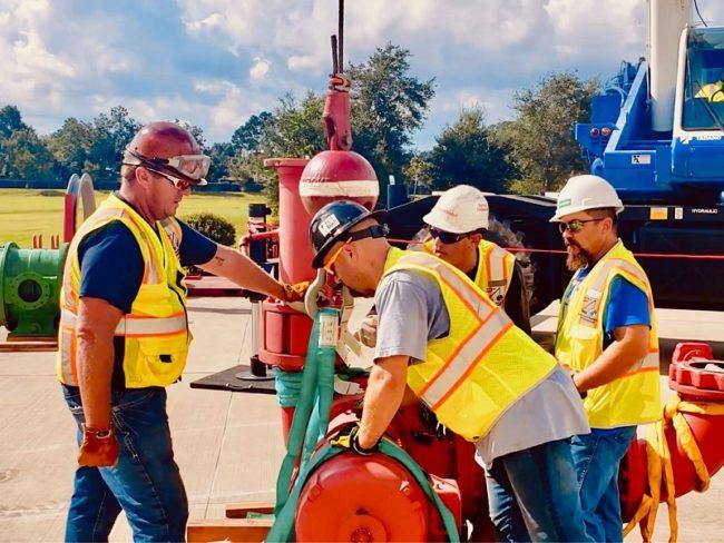 First ITI UK Customer Implements Crane Training