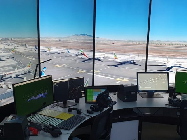 Site Testing Completed with Ethiopian Airlines Group