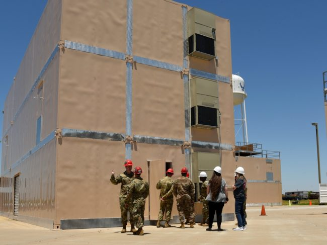 Fire Academy Breaks Out New Training Technologies