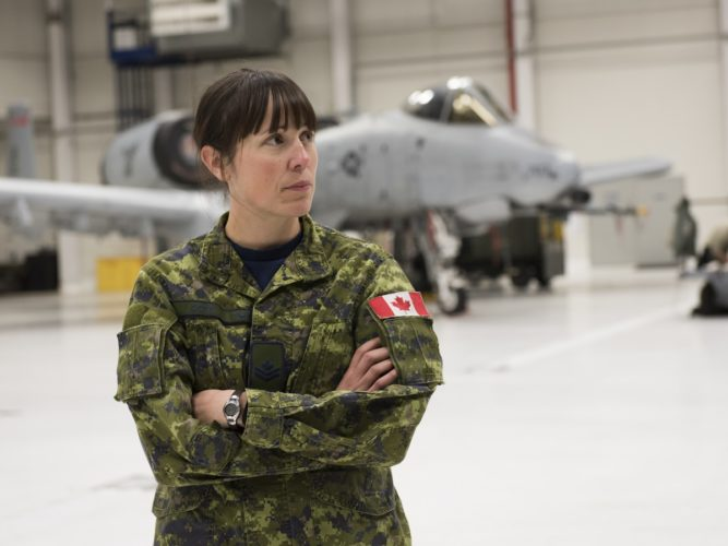 Joining Forces for Canada's Aircrew Training