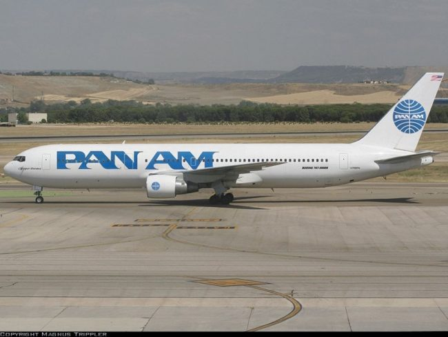 Two Additional FFSs for Pan Am
