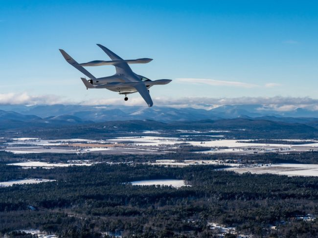 Fund Helps BETA Technologies with Electric Aircraft