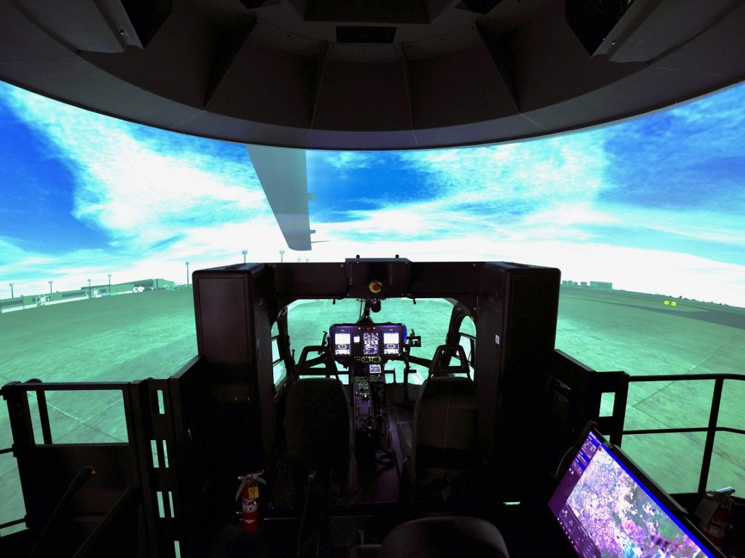 First US Reality H Sim Achieves FAA Cert