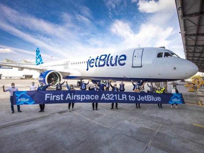 JetBlue Readies for First Transatlantic Service
