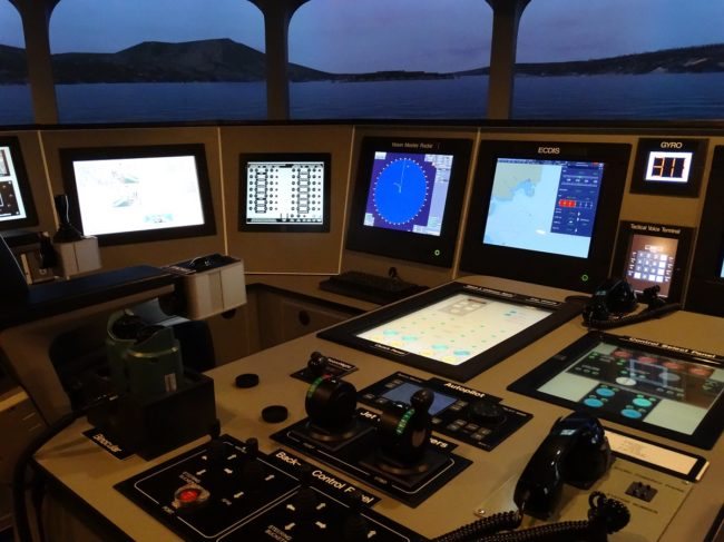 Joint Venture Wins Maritime Integrated Training Systems Contract