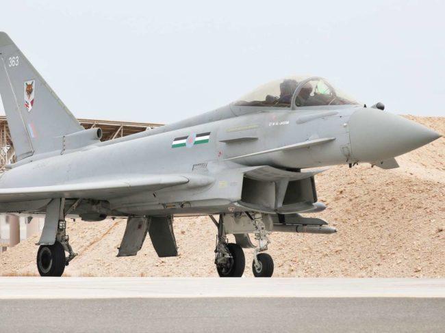 Qatar Typhoon