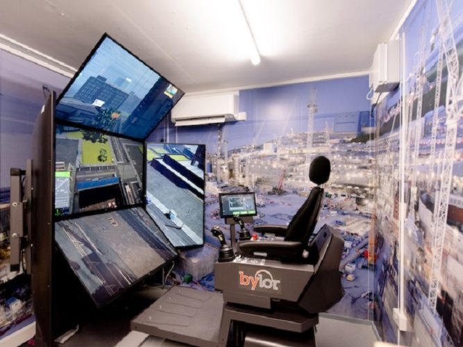 ST Engineering Antycip Provides Key for Construction Operators