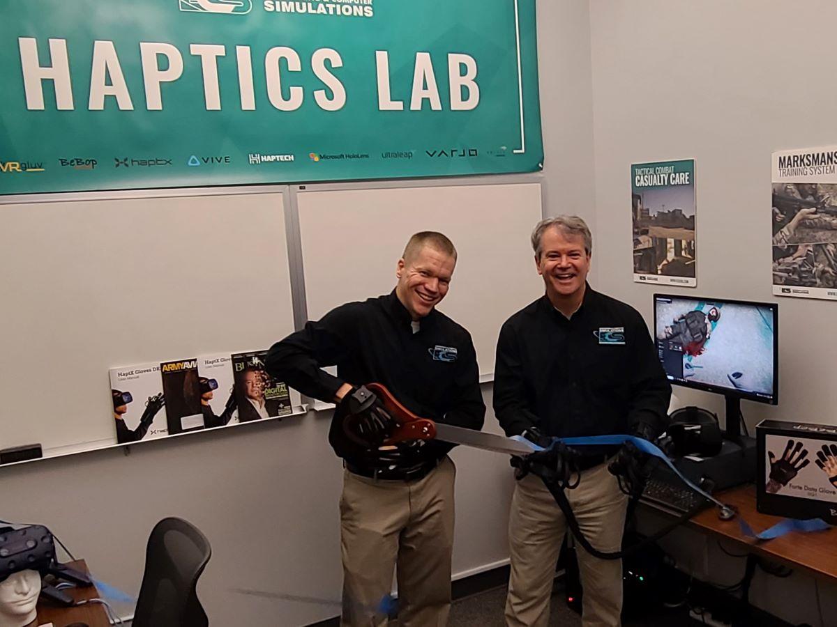 Haptics lab