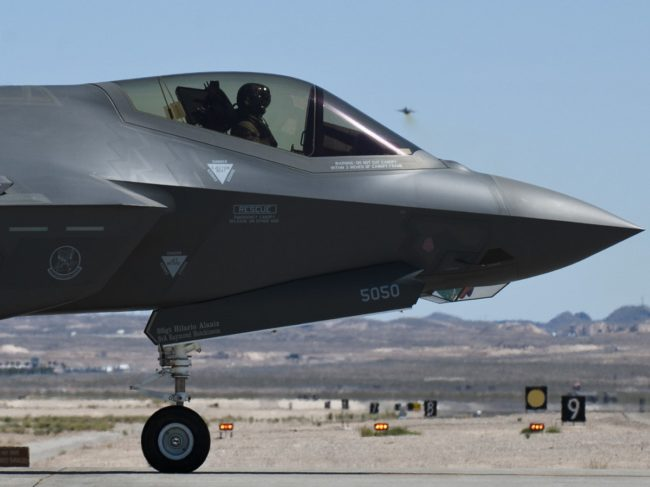 Future Home of F-35 Training Center Determined