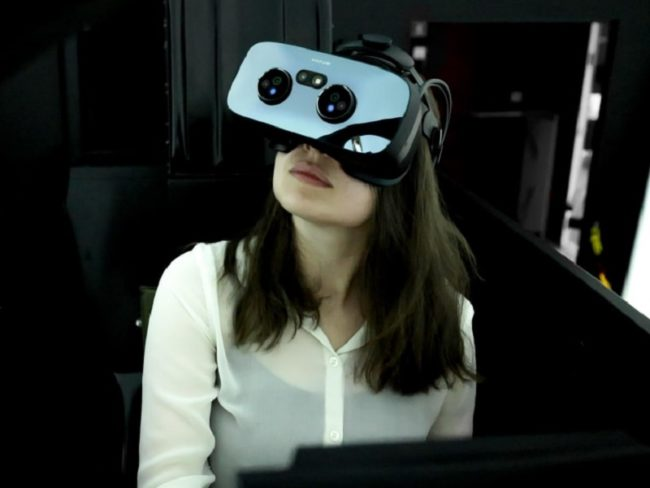 Saab and Varjo Bring VR to flight Simulators