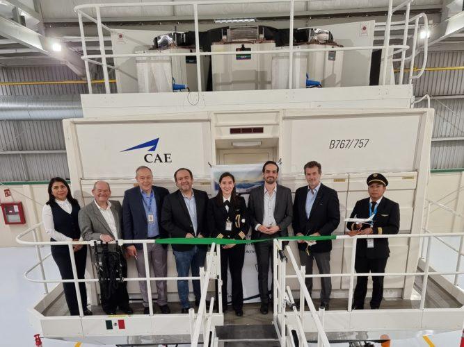 CAE Deploys Sim to Support MasAir Cargo