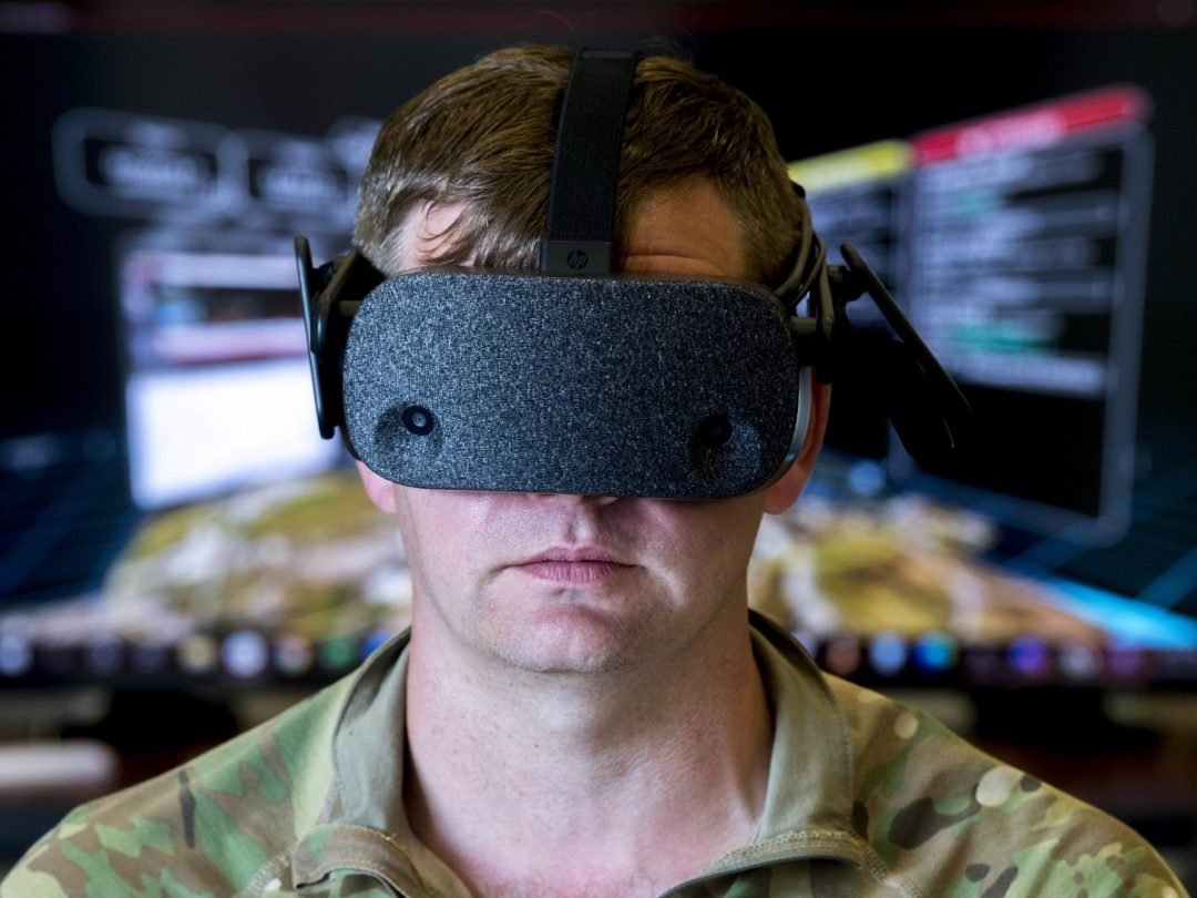 First Large-Scale Virtual Command Center