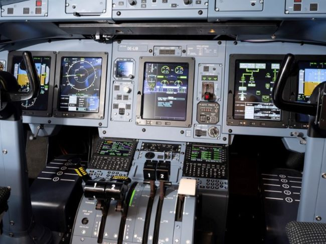AXIS Rehosted avionics suite
