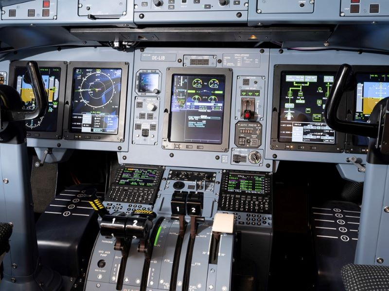 Axis atr72 600 rehosted avionics suite raas at simtech