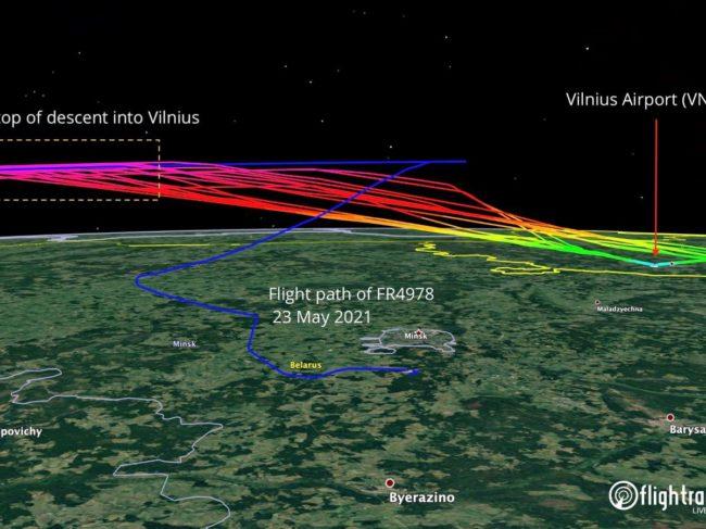 Descent to Vilnius