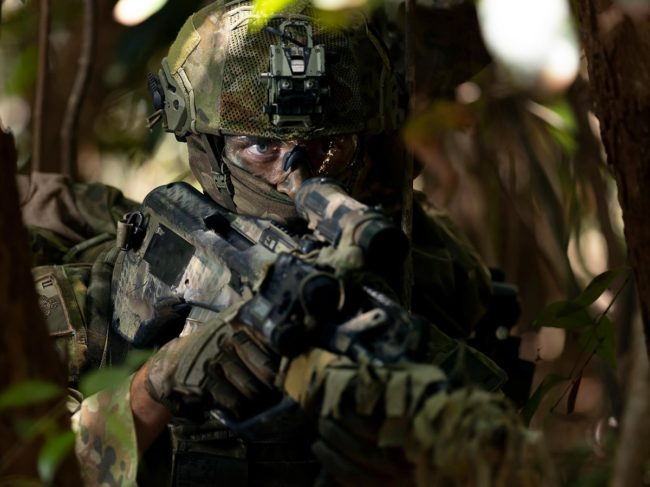 Mobile Weapon Training Coming to Australian Defence Force