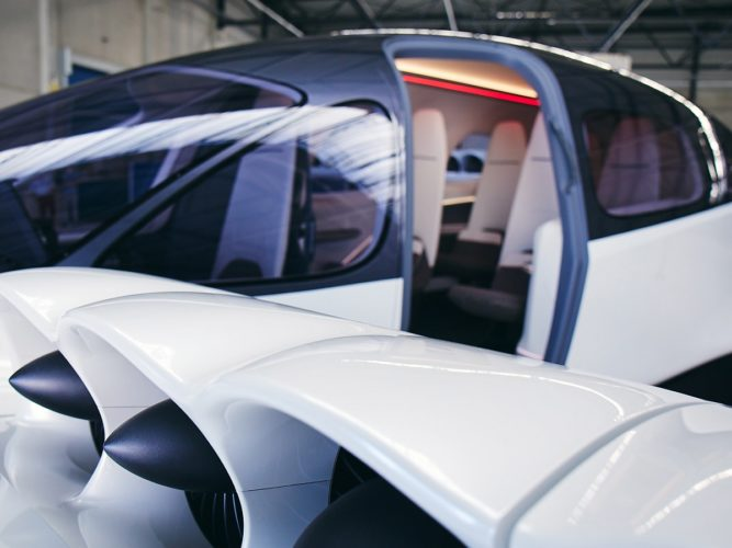 From Airbus to eVTOL
