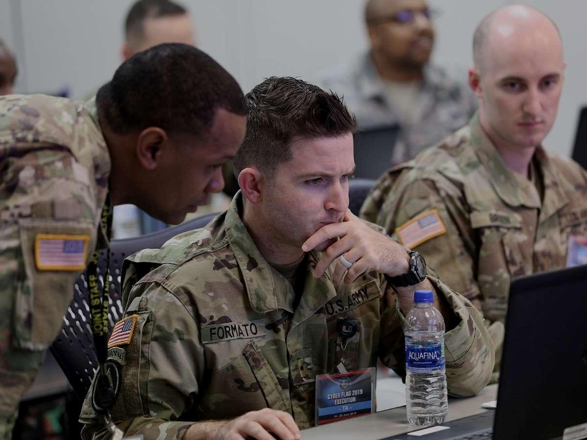 Nato ms coe us cyber command